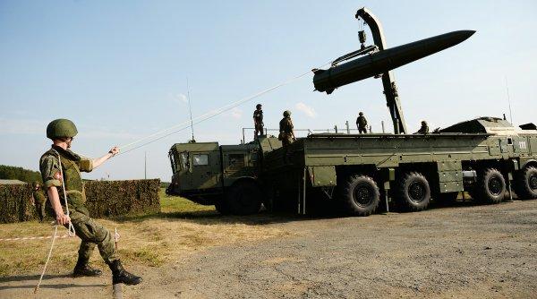 В ДНР прошли испытания роботокомплекса «Турель»