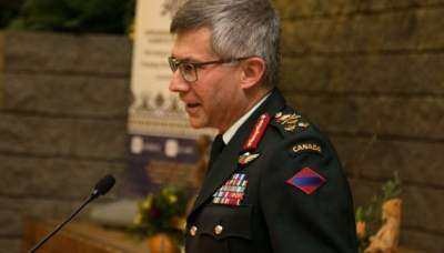 В Канаде заместителем начальника Генштаба стал украинец