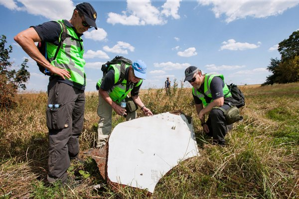 Россия имеет контраргументы по расследованию катастрофы МН17