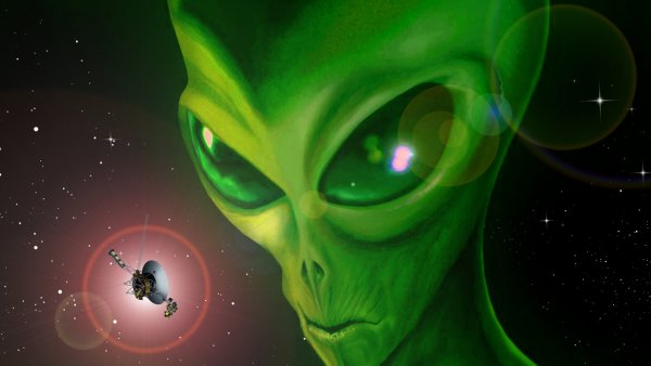 Инопланетяне «засветились» в Ростове и попали на видео