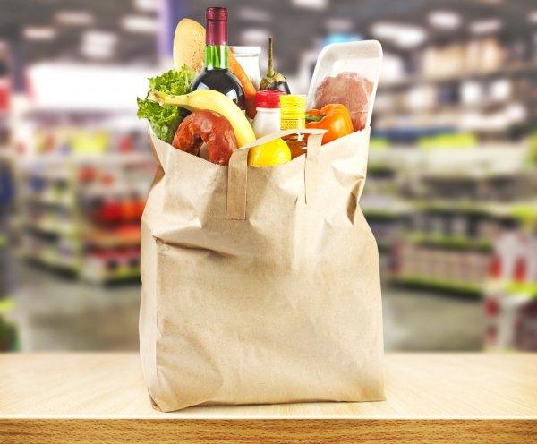 Росияне не любят ходить за продуктами в магазин