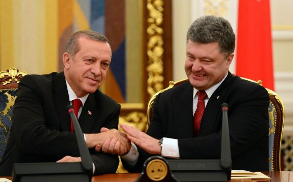 Порошенко обвинили в похищении турецких граждан