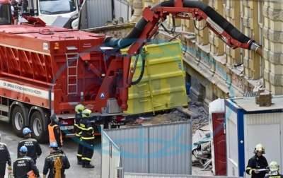 В Праге обвалилось здание, среди пострадавших украинцы - СМИ