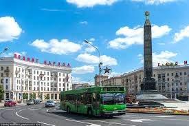 В банке в Беларуси мужчина взял в заложницы женщину
