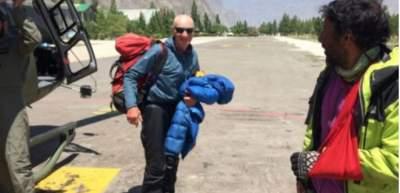 В Гималаях дрон спас пропавшего альпиниста