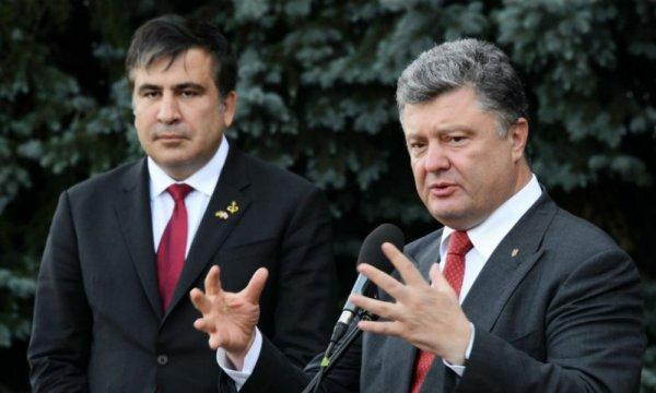 Саакашвили: Порошенко пытался испортить ЧМ-2018
