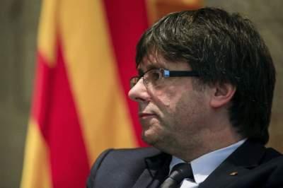 Мадрид не выдаст лидера Каталонии