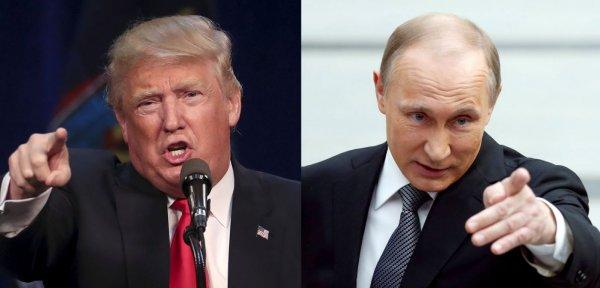 Трамп пригласил Путина осенью посетить Вашингтон