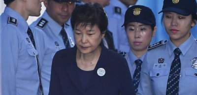 Экс-президента Южной Кореи посадили за решетку на 32 года