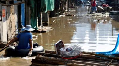 На Китай обрушился тайфун: проходит экстренная эвакуация