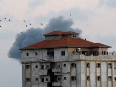 Израиль нанес удары по сектору Газа: есть погибшие