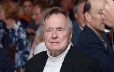 В США убили кардиолога Джорджа Буша-старшего