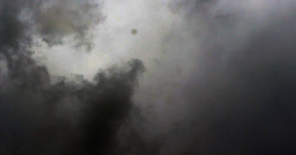 В Пензенской области пенсионер смог сфотографировать НЛО над своим домом