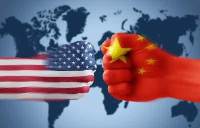 В США назвали отношения с Китаем холодной войной