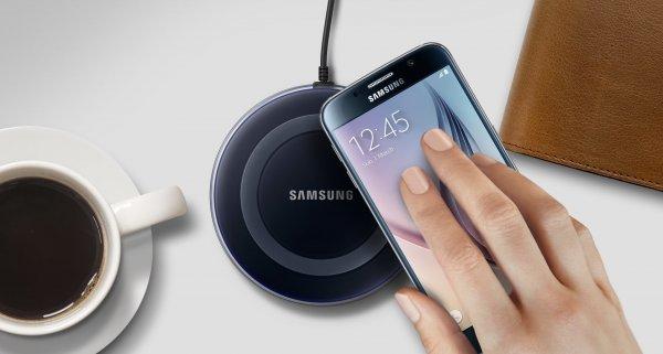 Новая зарядка от Samsung способна зарядить два аппарата сразу