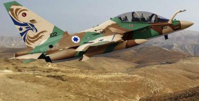 Израильская авиация нанесла удар по военному объекту в Сирии