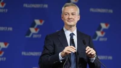 Франция заявила о начале торговой войны с США