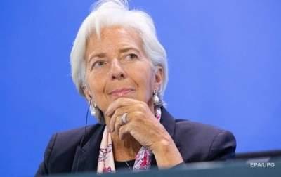 В Аргентине экстренно приземлился самолет с главой МВФ