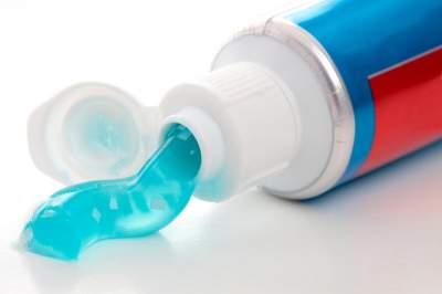 Медики обнаружили в зубной пасте опасный для организма компонент