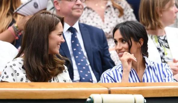 Королевский фотограф раскрыл правду об отношениях Меган Маркл и Кейт Миддлтон