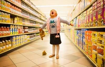 В британском магазине облили кислотой трехлетнего мальчика