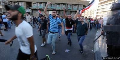 Беспорядки на юге Ирака: 14 погибших