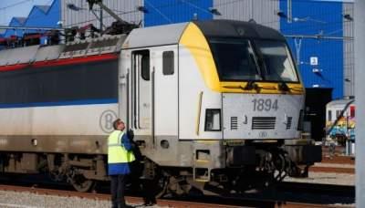 На бельгийской железной дороге произошел сбой из-за двойной кражи