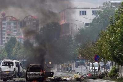 В столице Афганистана прогремел третий взрыв за день