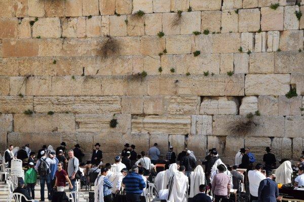Секреты «Стены Плача» вылезают из-под земли