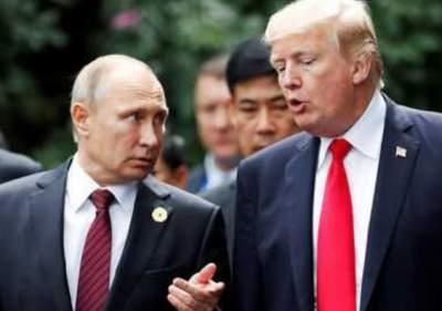 Запись в твиттере Трампа понизила курс рубля