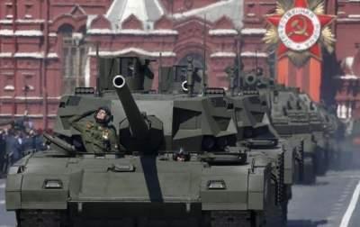 Российские войска подтягиваются к границам