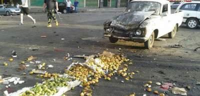 В Сирии прогремел мощный взрыв: десятки погибших