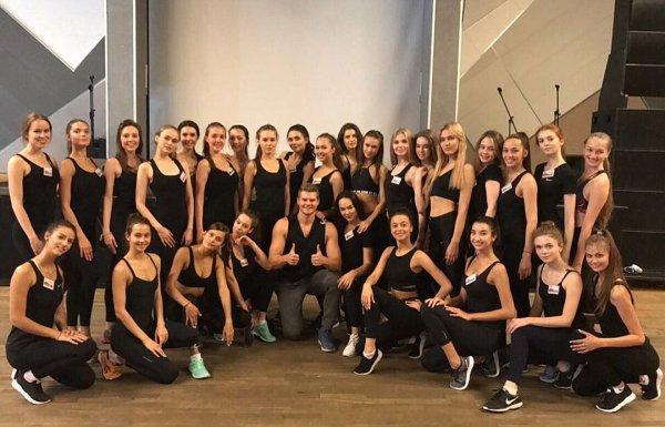 Претендентки на титул «Мисс Екатеринбург» раскрылись на камеру