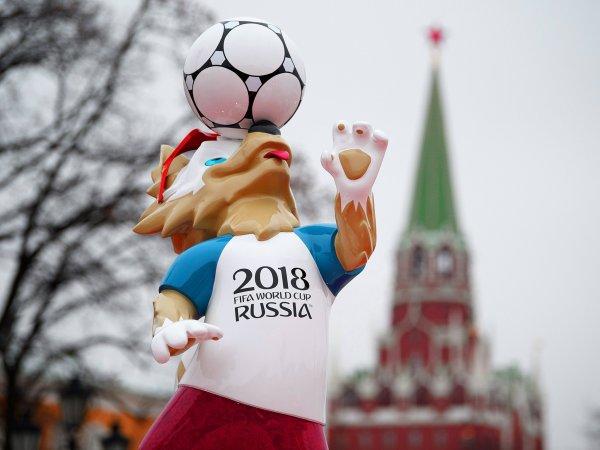FIFA огласила символическую сборную ЧМ-2018 по версии болельщиков