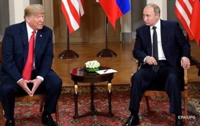 СМИ: Трамп перенес встречу с Путиным