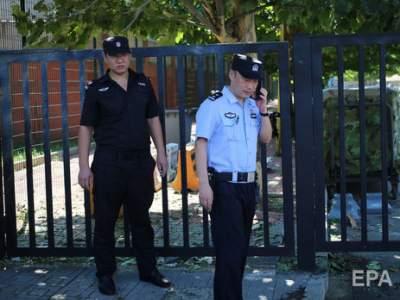 Взрыв у посольства США в Пекине: новые подробности