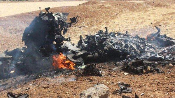 СМИ Израиля назвали имя женщины, которая сбила сирийский самолет «Сухой»