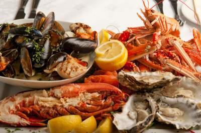 Стало известно, от каких болезней могут защитить морепродукты