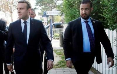 Вокруг президента Франции разгорелся пикантный скандал