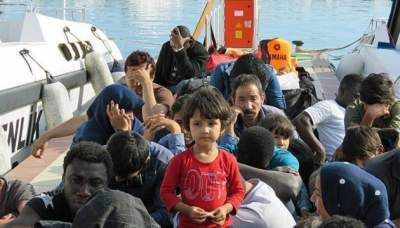 В Испании мигранты