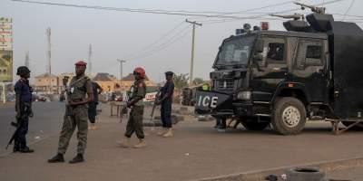 АТО в Нигерии: убиты 16 террористов