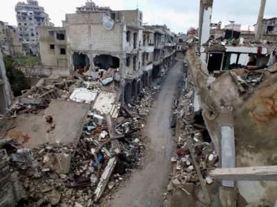 Повстанцы в Сирии опасаются российского наступления
