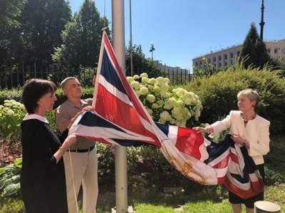 Британия закрыла свое консульство в Санкт-Петербурге