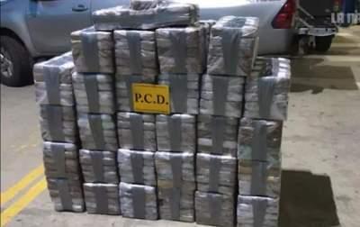 У берегов Коста-Рики арестовали лодку с двумя тоннами кокаина