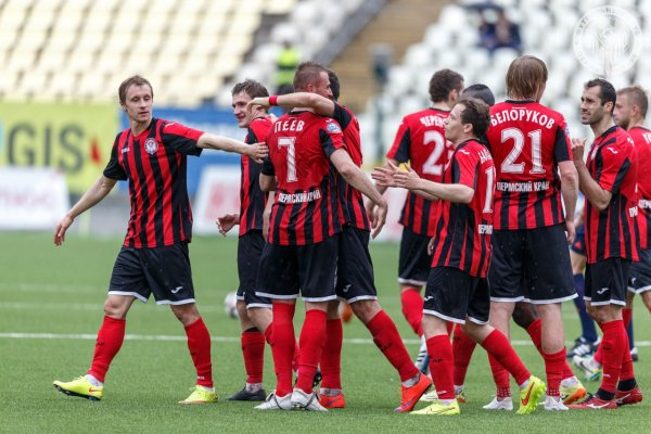 Экс-футболист «Амкара» подал иск на клуб о получении зарплаты