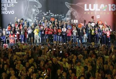 На выборы президента Бразилии предложили неожиданного кандидата