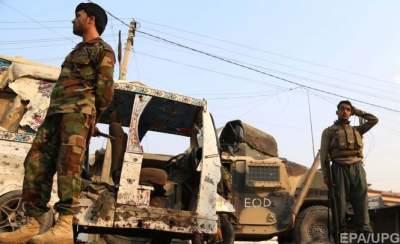 В Афганистане смертник взорвал солдат НАТО