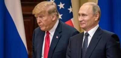 Стало известно, что Путин написал Трампу в записке - СМИ