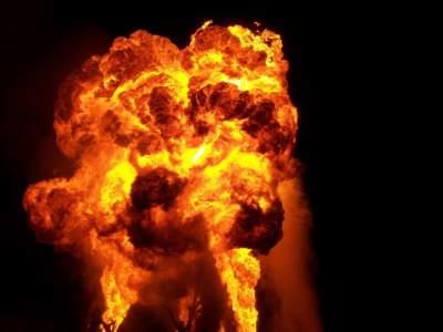 На заводе в Индии прогремел мощный взрыв