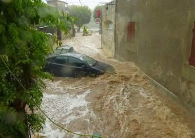 Во Франции из-за сильных ливней объявлена эвакуация